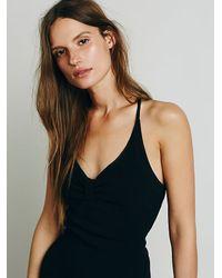 Free People - Black Flynn Skye Womens Saturdaze Dress - Lyst