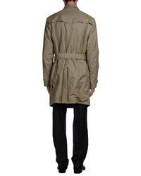 Armani Jeans - Natural Coat for Men - Lyst