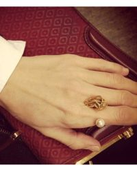 Ca&Lou | Metallic Inez Ring | Lyst