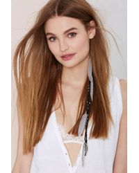 Nasty Gal | Multicolor Light As A Feather Hair Clip | Lyst