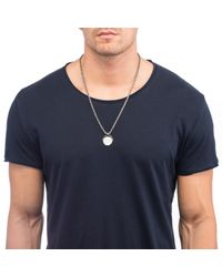 Lulu Frost | Metallic *new* 'non Relinques' Revolving Necklace for Men | Lyst