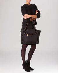 MZ Wallace - Black Tote - Chelsea Bedford - Lyst