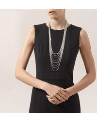 Hobbs | Metallic Patsy Necklace | Lyst