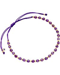 Astley Clarke | Purple Dream Skinny Bracelet | Lyst
