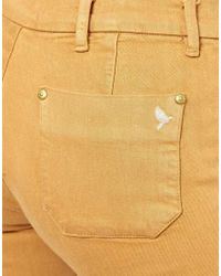 M.i.h Jeans | Orange The Skinny Marrakesh in Amber | Lyst