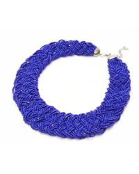 Nakamol | Multicolor Marja Necklace-cobalt | Lyst