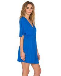 Clayton - Blue Daphne Dress - Lyst
