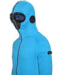 Ai Riders On The Storm | Blue Total Zip Up Cotton Fleece Sweatshirt for Men | Lyst