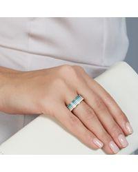 Astley Clarke - Blue Good Vibrations Wave Ring - Lyst