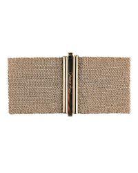 Carolina Bucci | Natural Woven Melange Bracelet | Lyst