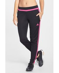Adidas | Blue Tiro 15 Sweatpants | Lyst