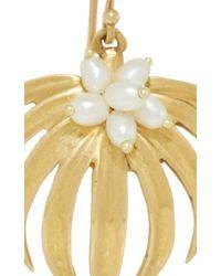 Annette Ferdinandsen | Metallic Small Curled Fan Palm | Lyst