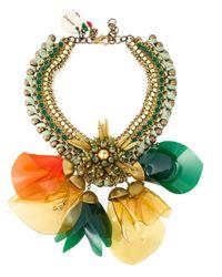 Sveva Collection | Multicolor 'diatomea' Necklace | Lyst