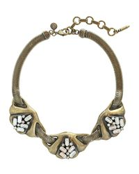 Loren Hope | Metallic Playa Necklace | Lyst