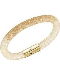 Swarovski | Multicolor Stardust Gradient Bracelet | Lyst