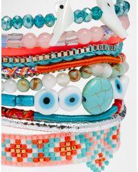 Hipanema | Blue Maupiti Friendship Bracelet | Lyst