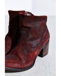 Freebird by Steven - Purple Salt Ankle Boot - Lyst
