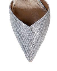 Belle By Badgley Mischka | Metallic Outlook Strappy Heels | Lyst