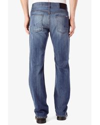 Hudson Jeans - Blue Wilde Relaxed Straight for Men - Lyst