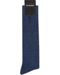 The Kooples | Blue Cotton Socks | Lyst