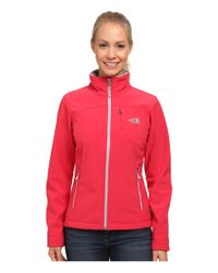 The North Face | Red Apex Bionic Jacket | Lyst