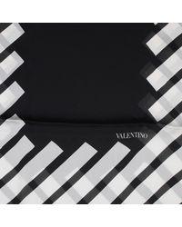 Valentino - White Foulard - Lyst