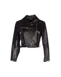 Emmalucia - Black Jacket - Lyst