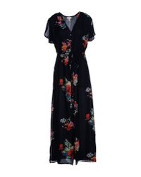 Joie - Blue Long Dress - Lyst