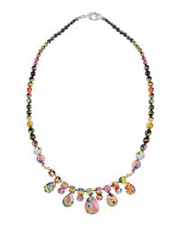 Tom Binns | Orange Necklace | Lyst