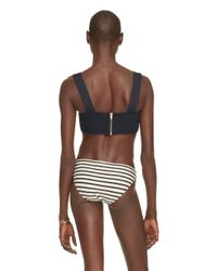 kate spade new york | Blue Nahant Shore Bralette With Underwire | Lyst