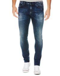 Replay   Blue Jondrill Hyperflex Skinny Fit Jeans for Men   Lyst
