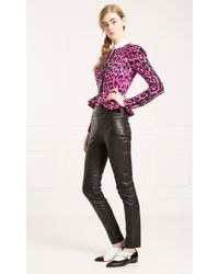 Alice By Temperley - Purple Gwen Jacket - Lyst