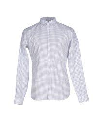 Billtornade - White Shirt for Men - Lyst