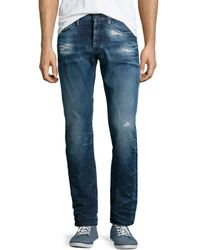 PRPS - Blue Mambo Stone Wash Denim Jeans for Men - Lyst