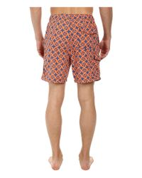 Tommy Bahama - Orange Naples Tidal Tile for Men - Lyst