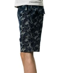 Zanerobe - Blue The Gabe Shorts for Men - Lyst