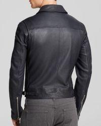Burberry - Blue Kentish Jacket for Men - Lyst