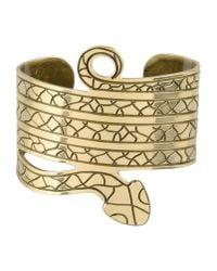 Gogo Philip - Metallic Bracelet - Lyst