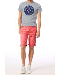 Pepe Jeans - Pink Short - Pm800289 Mcgraw Short for Men - Lyst