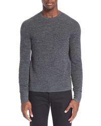 Rag & Bone | Gray Merino Wool Sweater for Men | Lyst