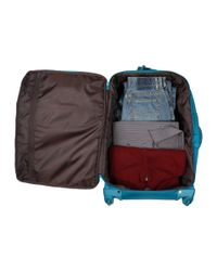 "Lipault | Blue Plume - 25"" 4-wheeled Packing Case 