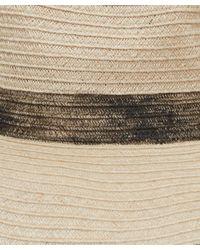 Eugenia Kim - Size Medium Natural Emmanuelle Hat for Men - Lyst