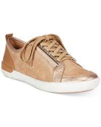 Calvin Klein | Brown Tanita Sneakers | Lyst