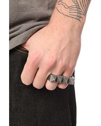 Obey - Metallic The 25hr Ring for Men - Lyst