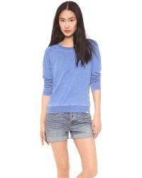 Honeydew Intimates - Blue Undrest Sweatshirt - Lyst
