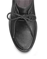 Aerosoles | Black Endearing Lace-up Derby Shoe | Lyst