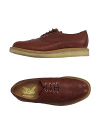 Mark McNairy New Amsterdam - Red Lace-up Shoes for Men - Lyst