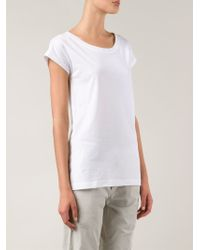 Sofie D'Hoore | White 'Tag' T-Shirt | Lyst