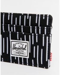 Herschel Supply Co. | Black Charlie Card Holder for Men | Lyst