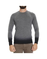 Paolo Pecora | Gray Sweater for Men | Lyst